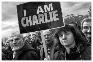 Photographe à Brest/ Marche républicaine place de la Liberté Brest 2015